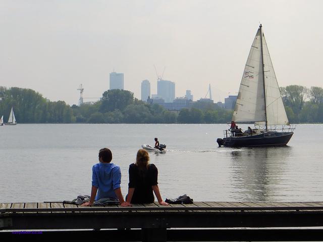Kralingse plas Rotterdam