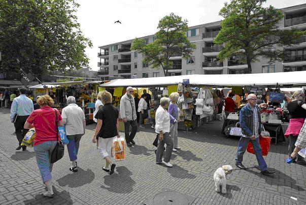 Firday Market Het Lage Land Source: www.rotterdam.nl